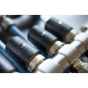 Produktnyhet - Thermotech golvvärmefördelare och skåp - maj 2012