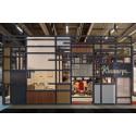Kinnarps och Nichetto studio tolkar framtidens arbetsplatstrender