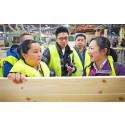 Svensk trä kan bli storsäljare i Kina
