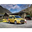 Nya Ford Tourneo Connect – första kompakta persontransportbilen att få 5 stjärnor i Euro NCAP's krocktest
