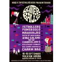 Garage Rock festival in Oslo, Norway - Gutterball Festival 2015