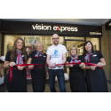New home for Kingswood opticians, as Vision Express unveils its new store