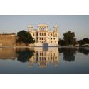 Det orientaliska palatset, Talabgaon Castle i Indien