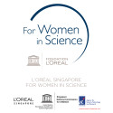 The L'Oréal-UNESCO For Women in Science National Awards Logos