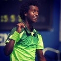 Mikael Ymer in US Open quarters