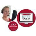 Användarna ger 1177 Vårdguiden toppbetyg