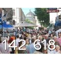 Rekordstor befolkningsökning i Örebro