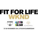 Premiär för Fit for Life WKND – en fullmatad långhelg inom träning, hälsa och skönhet