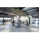 Stockholm Showroom - Studio Stockholm Arkitektur