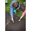 Förskolebarn får parker att blomma