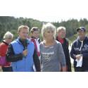 H.K.H Prinsessan Birgitta och Janne Bylund