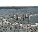 Poseidon är med när Volvo Ocean Race går i mål