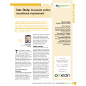 Case Study: Composites surface smoothness improvement published in JEC Composites Magazine no. 63