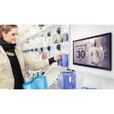 Store muligheter i lite format – ny butikkskjerm fra Samsung