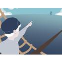 Invigning av kaparutställning på Havets Hus