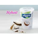 Nyhet! Alpro lanserer markedets første plantebaserte yoghurt med kokos