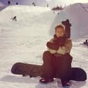 Winter Olympian endorses Scotland's snow sports ahead of  Ski-Scotland Snow Fest
