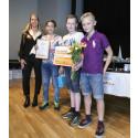 Vinnare Future City Uppsats Strandskolan, Tyresö