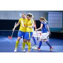 Sverige slog Finland - Full pott i Euro Floorball Tour