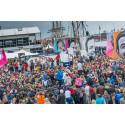 Publikrekord för Volvo Ocean Race i Göteborg
