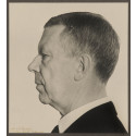 Nyförvärv: Fotografiskt porträtt av Gustaf VI Adolf utfört av C. G. Rosenberg