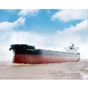 """Delivered the Group's 216th """"KAMSARMAX"""" Bulk Carrier - TSUNEISHI GROUP (ZHOUSHAN) SHIPBUILDING, Inc. -"""