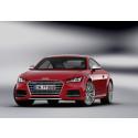 Emotion, dynamik og hightech - den nye Audi TT