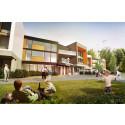 Rikshem moderniserar äldres boende i Halmstad tillsammans med White och NCC