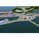 Investeringsbeslutning tatt for en LNG-terminal i Torneå