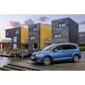 Volkswagen Touran utsedd till Årets Familjebil