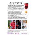 Äldreträning med Swing Ping Pong