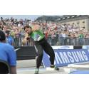 Fullspäckad idrottsvecka med Stockholm BAUHAUS Athletics Week