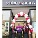 ​New Vision Express Ayr store opened by Kilwinning stroke survivor