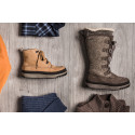 Bergans lanserer vinterstøvler for hverdagsbruk