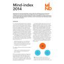 Västerbotten har bäst psykisk hälsa enligt Mind-index  - rapport med alla län