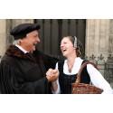 DZT marknadsför Lutherdecenniet globalt och söker kulturresenärer