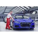 Fortsatt tillväxt med vinst för Audi