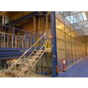 XERVON bygger verkstad-i-verkstaden med LAYHERs Protect-system