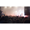 Världens största musikfestival