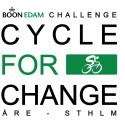 Stanley Security Sverige stödjer klimatloppet Cycle for Change