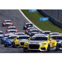Succesfuld første halvdel af Audi Sport TT Cup