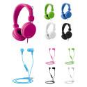 Färga din sommar med Maxells nya hörlurar!