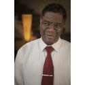 Dr Mukwege om Sakharovpriset som han tilldelas idag i Strasbourg