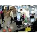 Op Ugly CCTV stills of Gao and Yang in self storage Liverpool NW13/15