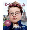 """Våld i lesbiska relationer"" – temat i nya numret av Kvinnotryck"