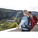 Sabotørstien ved Rjukan, Telemark