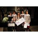 DI.STORT by Runquist & Antonsson vinnare av Show Up Fashion Award 2015