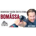 85 företag på helgens bomässa i Grebbestad