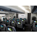 Airbus 330-200-flyene får et helt nyt interiør til et trecifret millionbeløb.