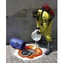Granulat med färgindikator från DENIOS